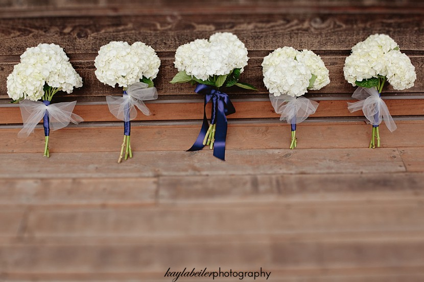 bridesmaids bouquet photo