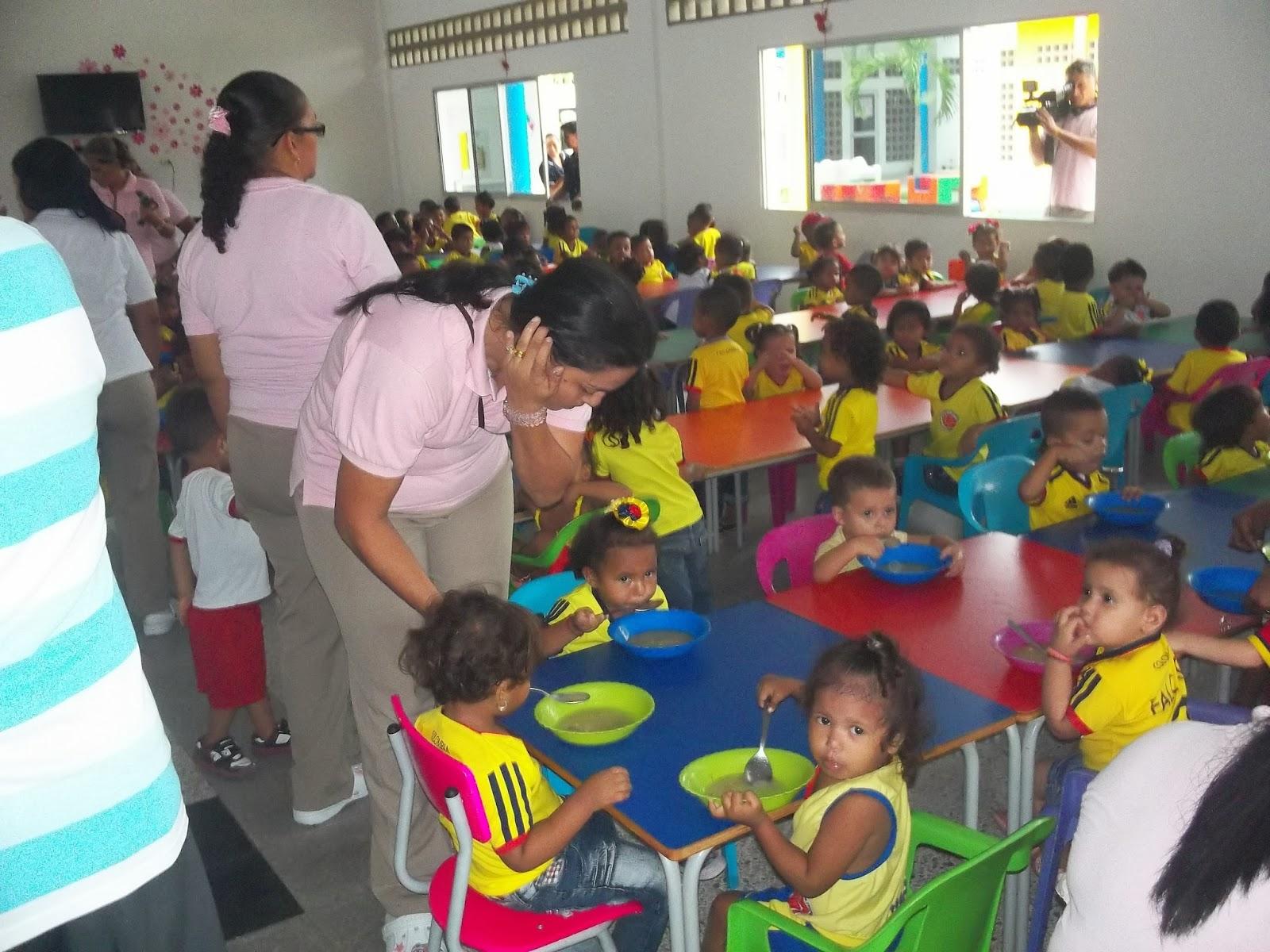 Colombia qui n responde en el gobierno por el crimen for Comedores infantiles en colombia