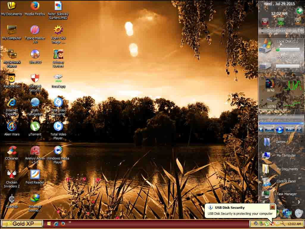 Feature Windows XP Home Edition ISO