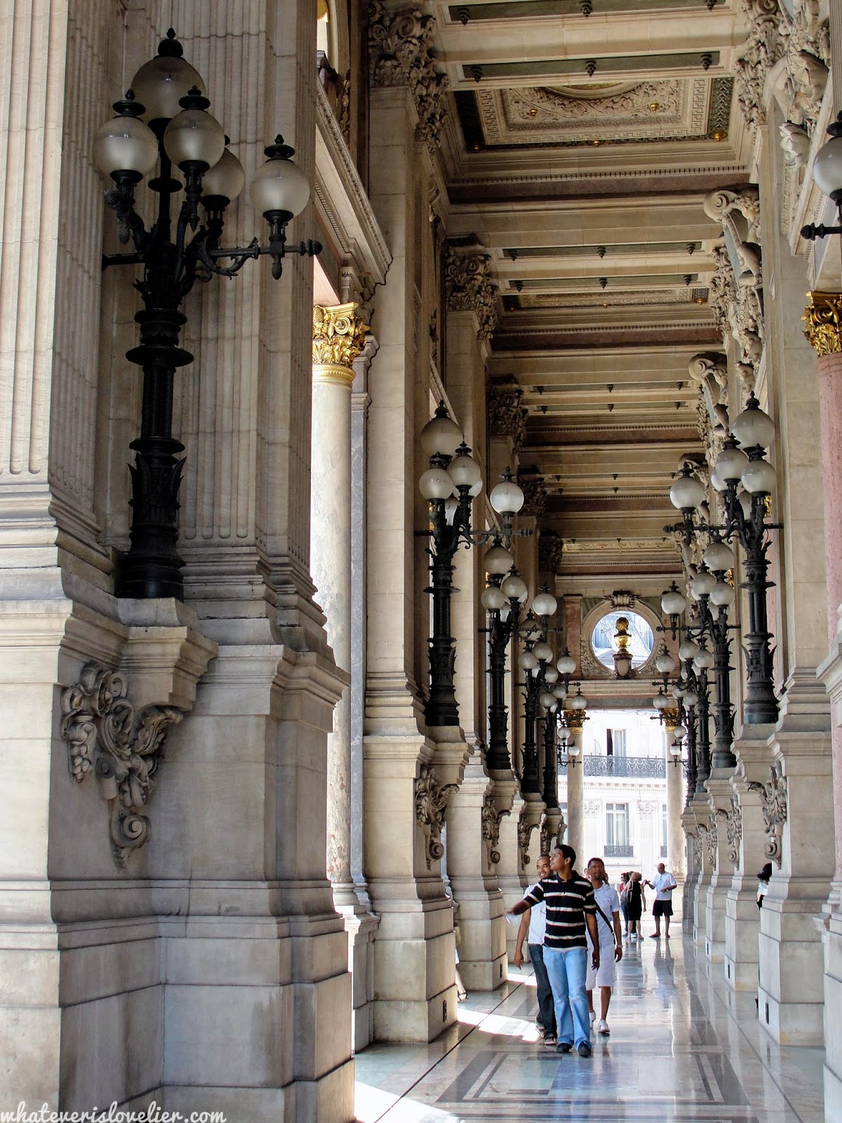 Travel Tuesday: Palais Garnier, Paris