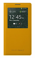 Samsung Galaxy Note 3 Flip Exchangeable- yellow color