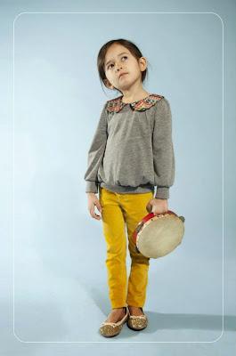 Anthem of the Ants moda niña