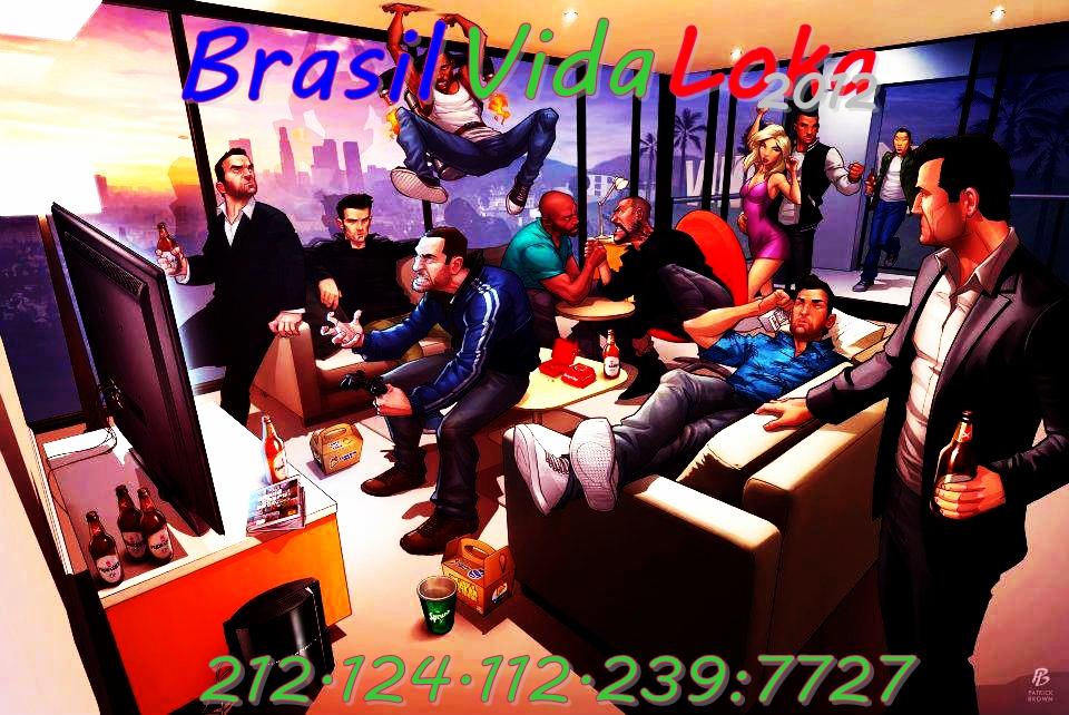 Brasil Vida Loka RPG