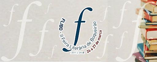 II FEIRA LITERÁRIA DE BOQUEIRÃO | 24 A 27 DE MARÇO