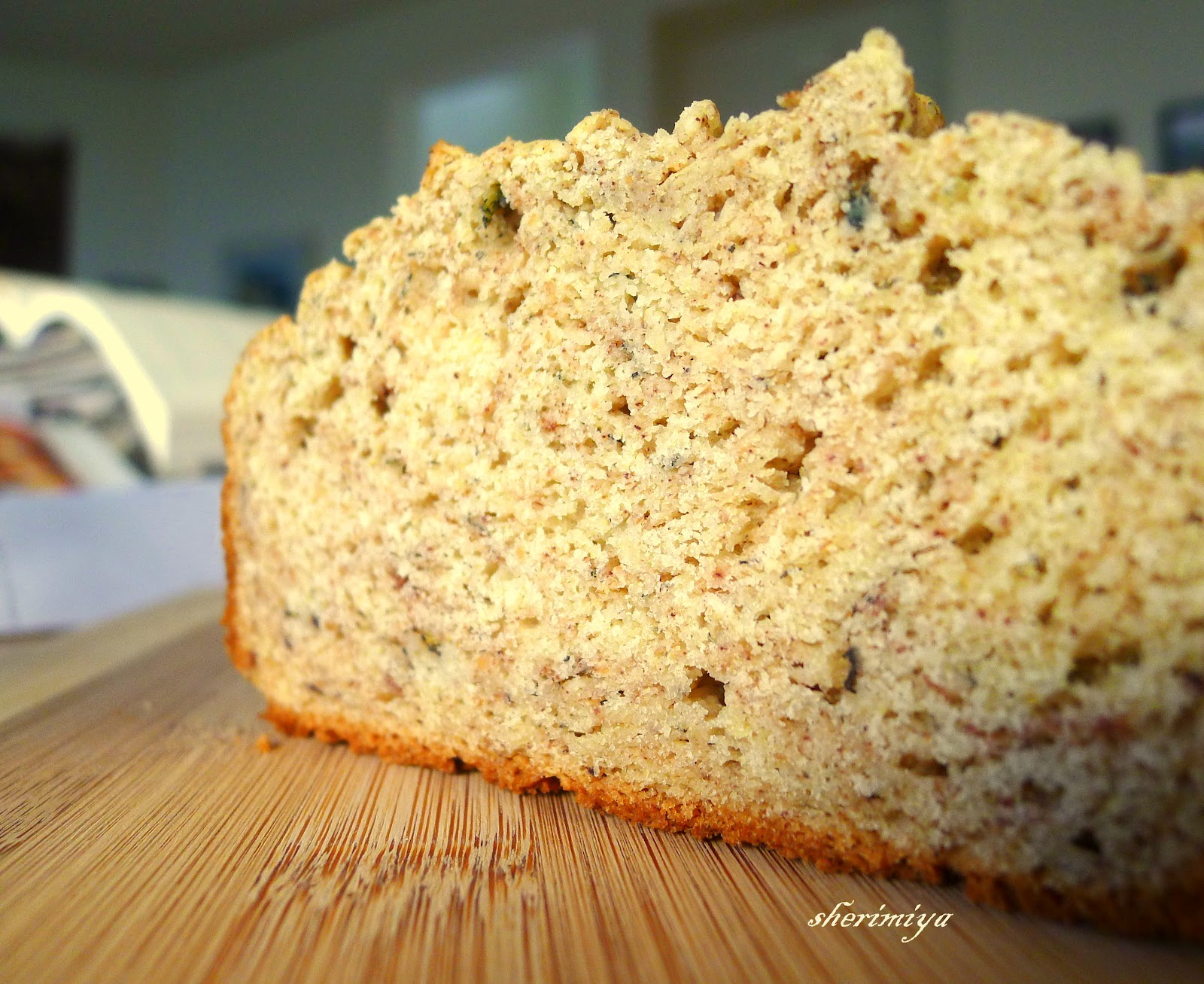 how to make brown rice bread