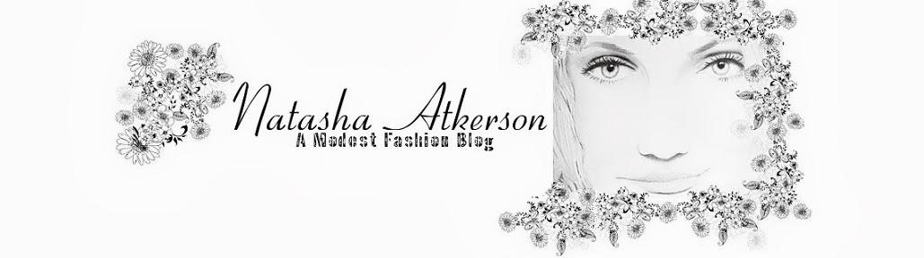 A Modest Fashion Blog by Natasha Atkerson