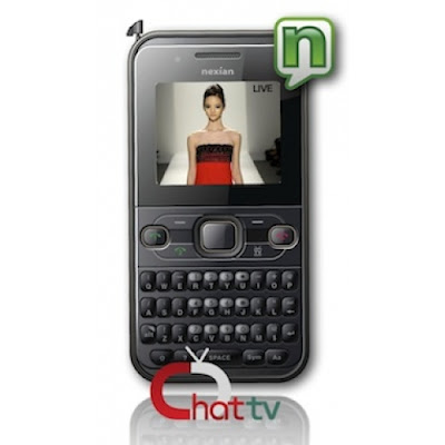 Download free Firmware Nexian Chat TV NX-G733 + NV Data