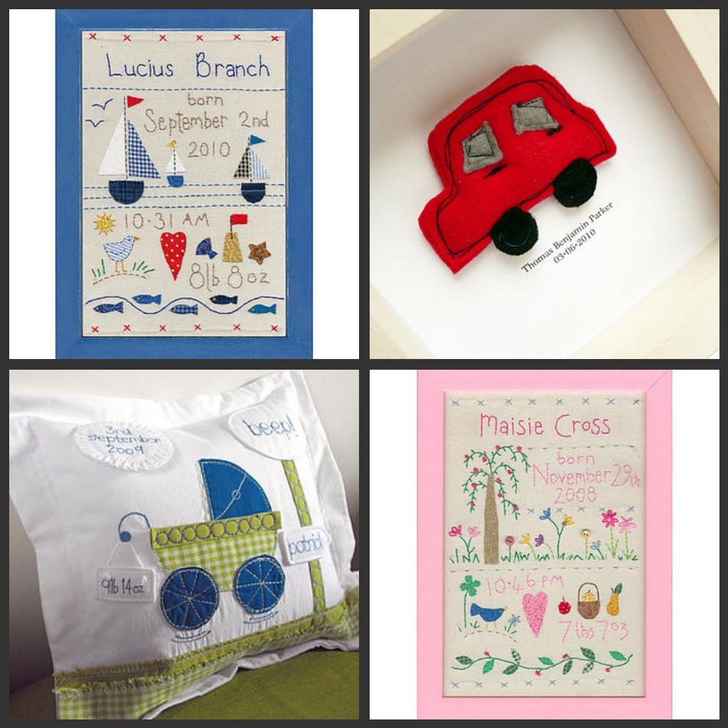 Baby Gift List Uk : Inspired celebration gift list new baby