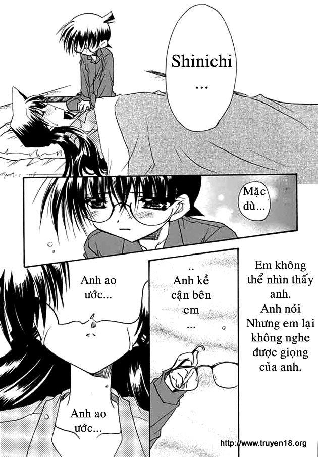 kiss13 Hôn môi xa   Conan
