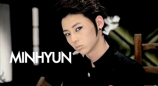 Biodata Boyband NU'EST Hwang Min Hyun