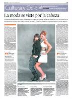 CosaFina en el periódico Europa Sur