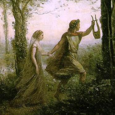 Orphée et Euridyce
