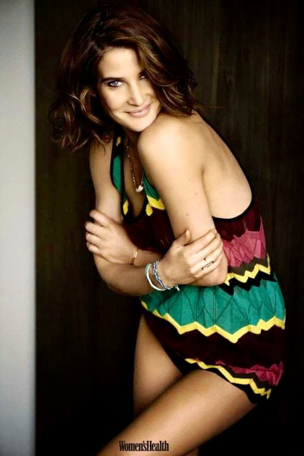 Cobie Smulders bares it all for Women's Health Magazine May 2015