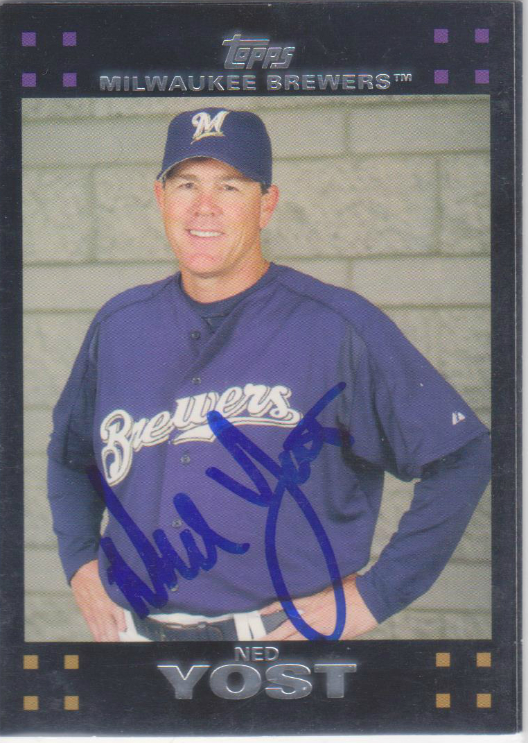 Autographed Cards: November 2015