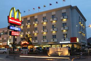 Daftar Hotel di Palembang