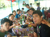 Loboc River Buffet