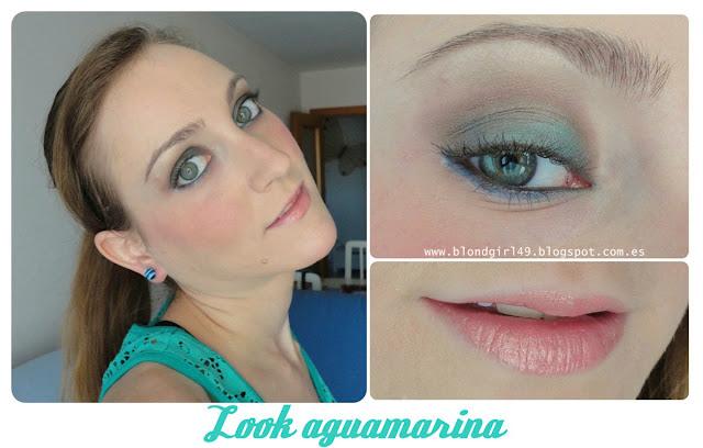 Maquillaje para vestido verde hoja