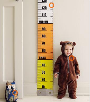 bebeklerde boy uzaması