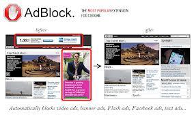 Adblock | الحد من الإعلانات المزعجة