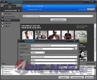 Speed MP3 Downloader 2.5.9.8 Final Full Terbaru