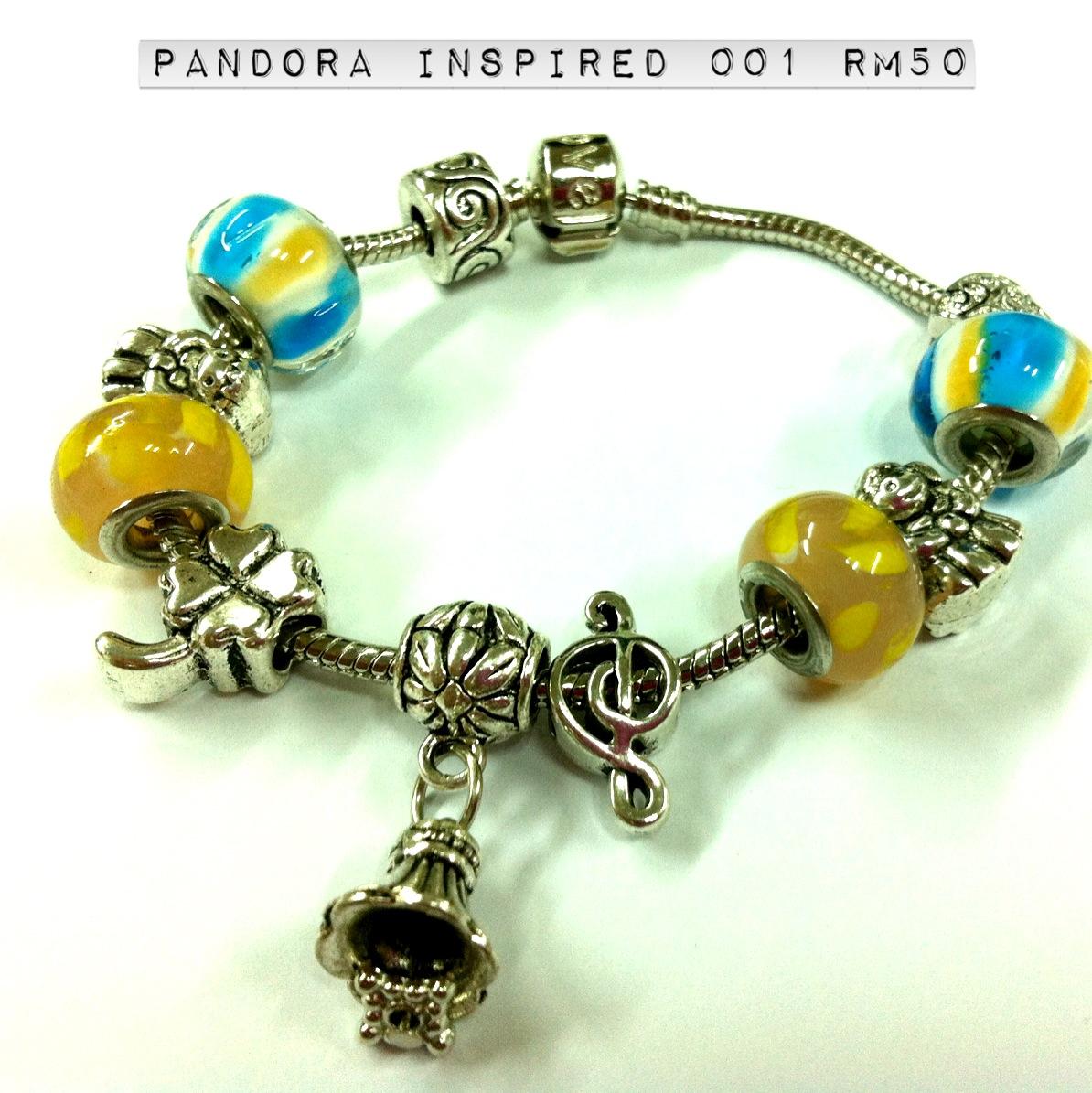 doll house pandora inspired charm bracelets