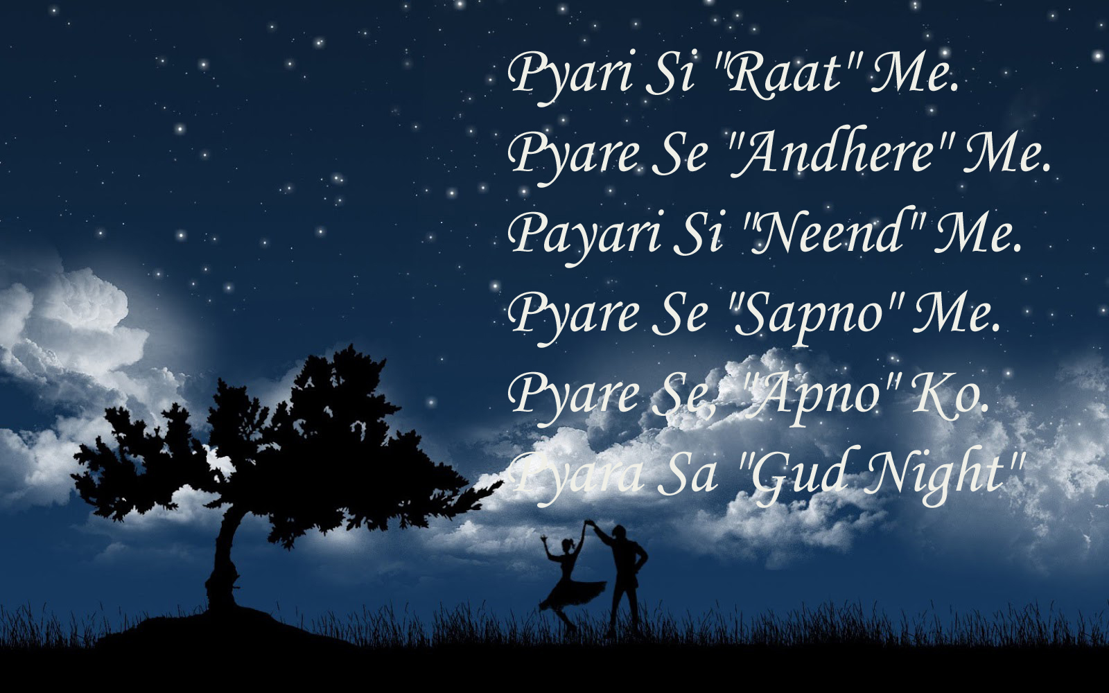 Best Good Night Inspiring Quotes With Picture In Hindi Quotes