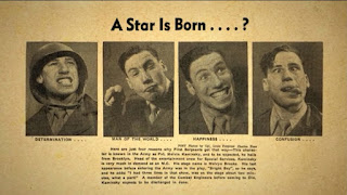 A Star is Born....? Melvin Kaminsky aka Mel Brooks