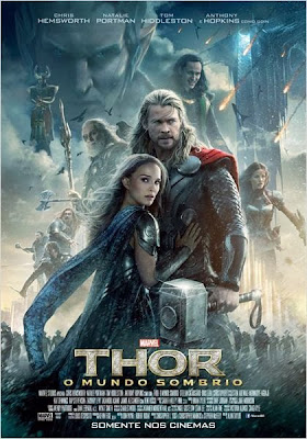 capa Download   Thor : O Mundo Sombrio   Dual Áudio (2013)