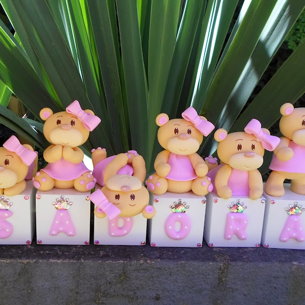 Cubos de Ursinhas