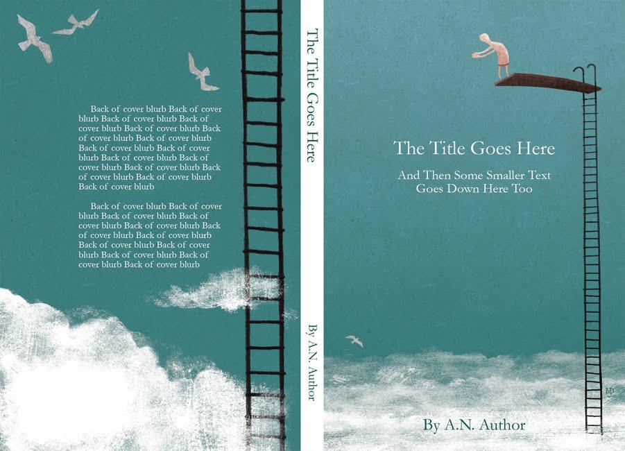 Book Cover Design Project ~ Matt dawson book cover project