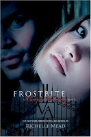 Book cover of Frost Bite by Richelle Mead
