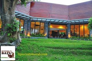 Warung Enak Buat Nongkrong Yang Romantis di Batu Malang