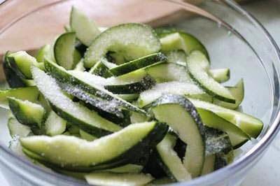 Salty Cucumber - Dưa Leo Muối