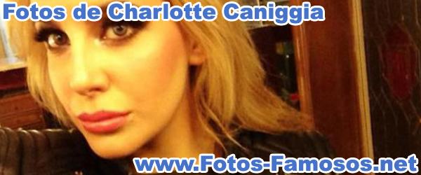 Fotos de Charlotte Caniggia
