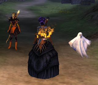 GW2 Guild Wars 2 Halloween ghost minipet