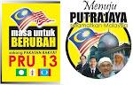PRU 13 Pakatan Menuju Ke-Puterajaya