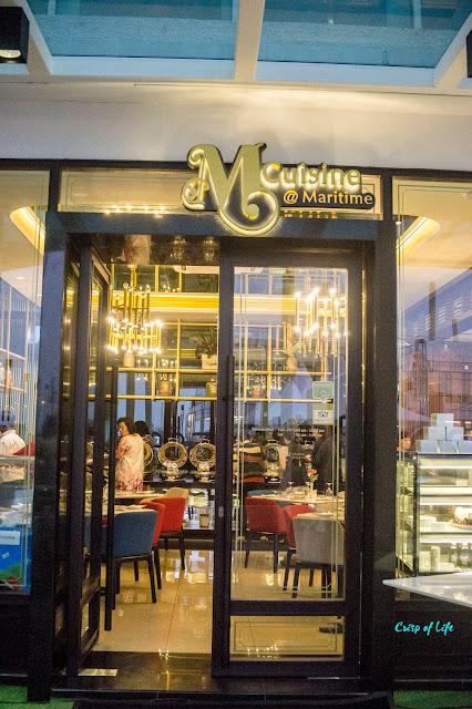 Mcuisine Maritime Waterfront Hotel Automall Persiaran Karpal Singh Penang