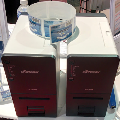 """Swiftcolor 2"""" Printer"""