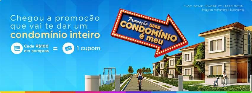 """""""Promoção  Esse Condomínio é meu"""" -  Magazine Luiza 2015"""