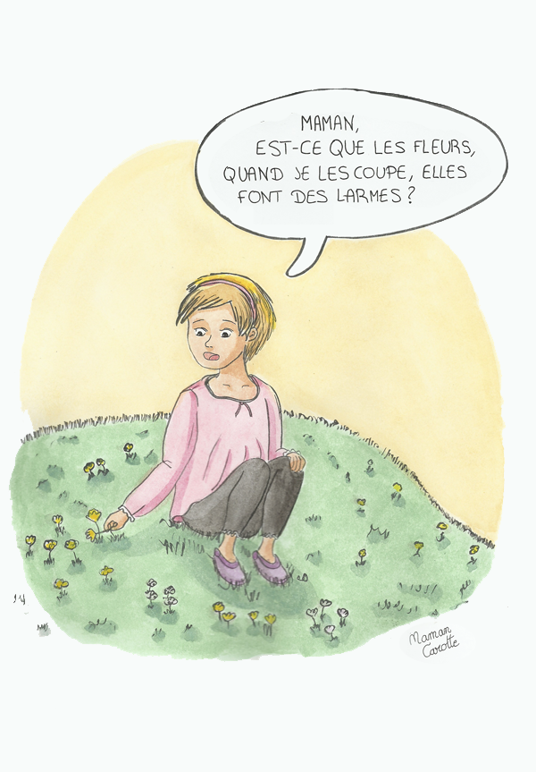 Question existentielle : les plantes souffrent-t-elles ?