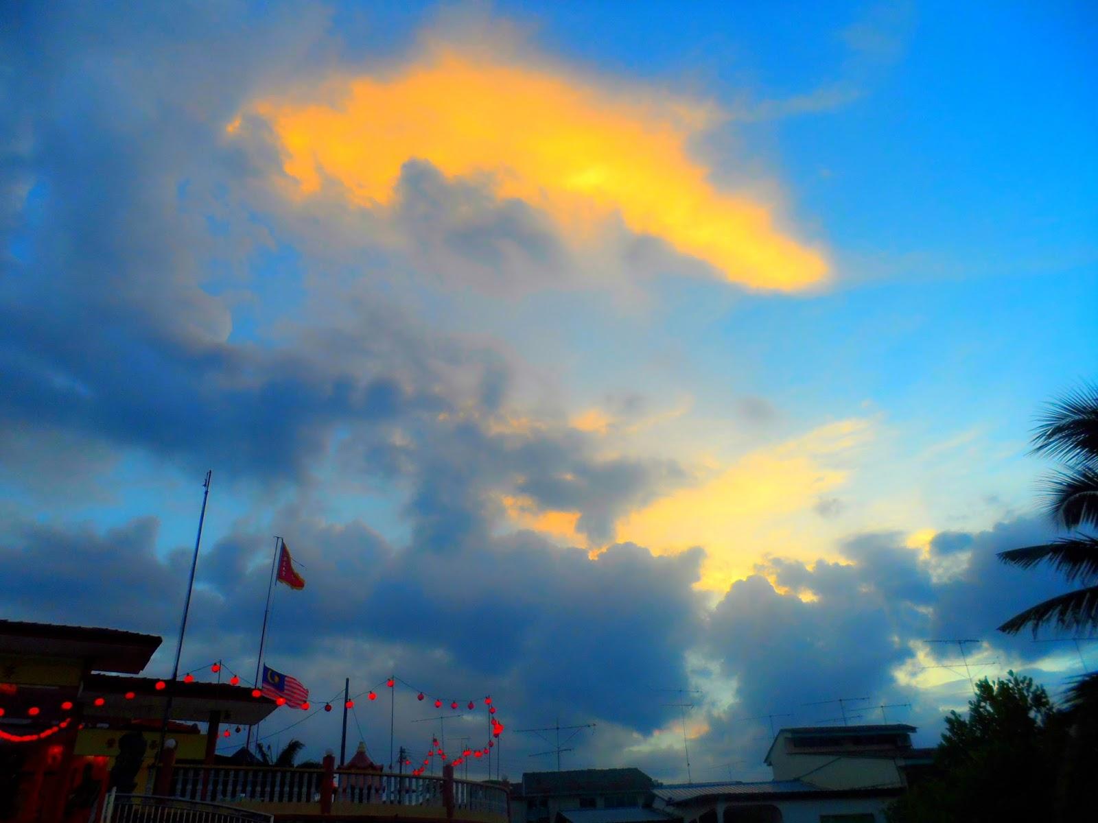 Kumpulan Foto-Foto Senja Bulan Febuari 2015