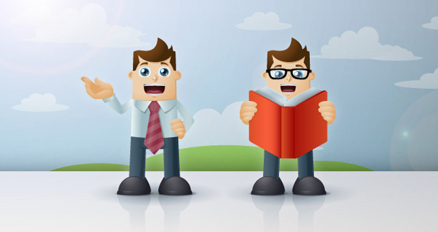 Free Business Man Vector Characters