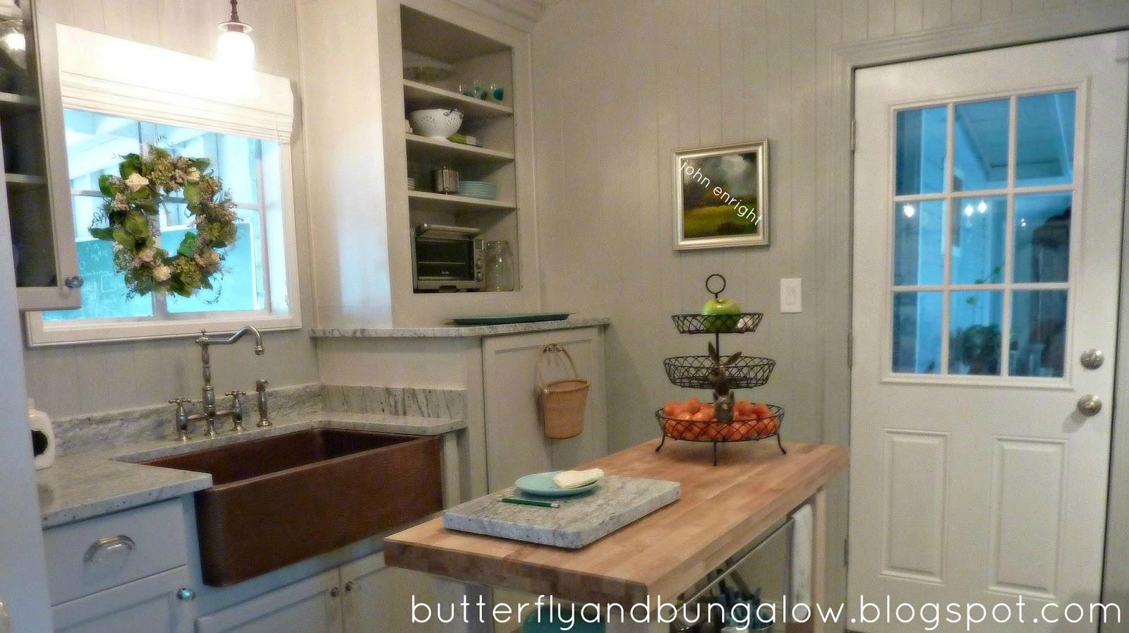 DIY Kitchen Island with Sink