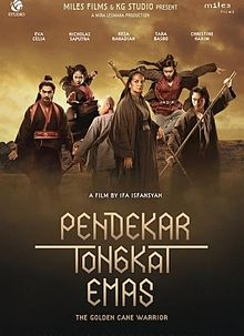 Download Film Pendekar Tongkat Emas Full Movie