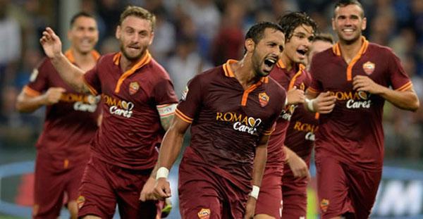 Prediksi AS Roma vs Manchester City 21 Juli 2015