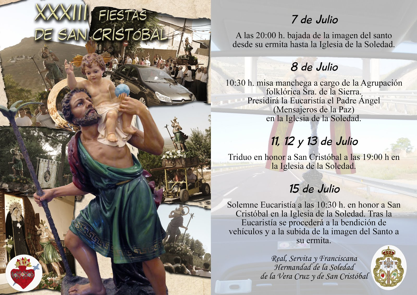 XXXIII Semana de San Cristóbal