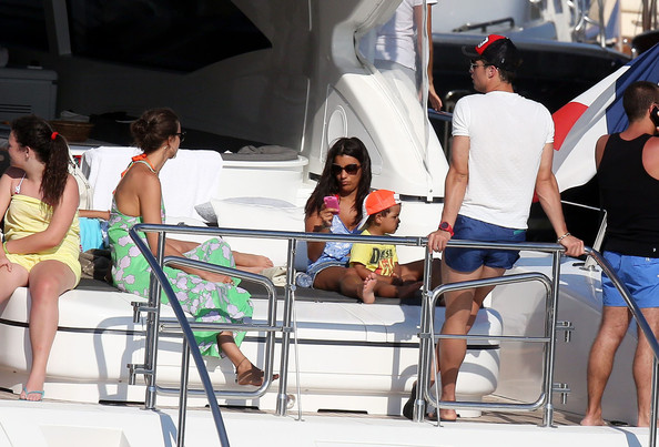 Nadud Le: Cristiano Ronaldo and Cristiano Ronaldo Jr ...