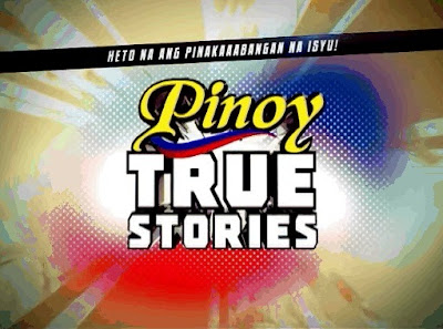 'Pinoy True Stories' Premieres December 3 on Kapamilya Gold