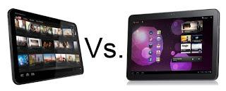 Galaxy Tablet Samsung Tablet Xoom