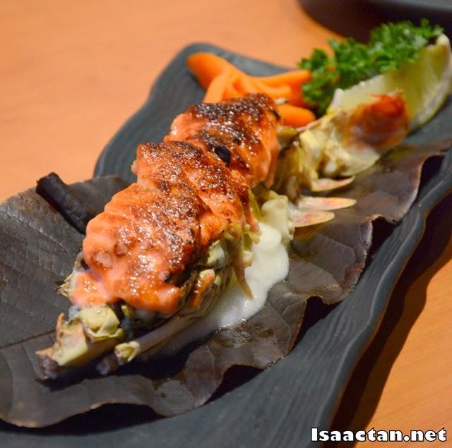 #4 Lobster Mentaiyaki - RM78 (half)